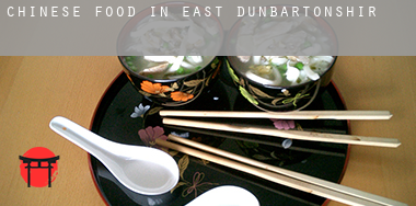 Chinese food in  East Dunbartonshire