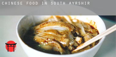 Chinese food in  South Ayrshire