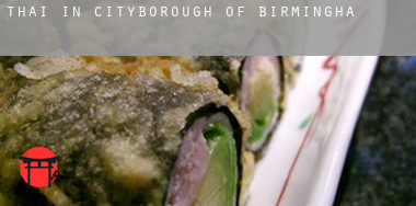 Thai in  Birmingham (City and Borough)