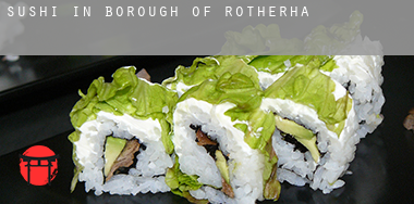 Sushi in  Rotherham (Borough)