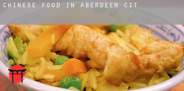 Chinese food in  Aberdeen City