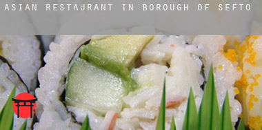 Asian restaurant in  Sefton (Borough)