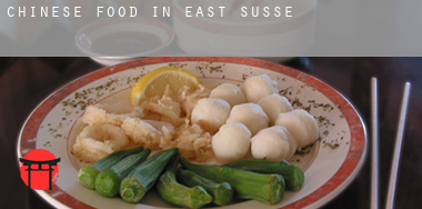 Chinese food in  East Sussex
