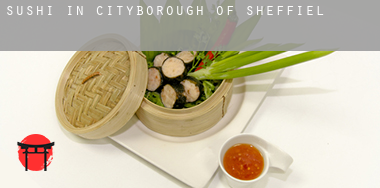 Sushi in  Sheffield (City and Borough)